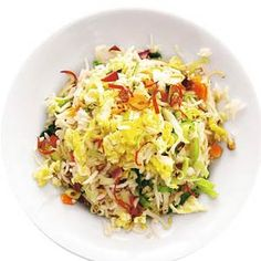 Recept - Gebakken rijst met groente en ei - Allerhande