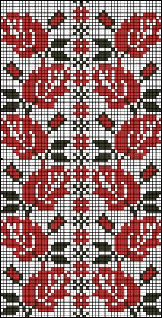 Learn Embroidery, Hand Embroidery Patterns, Cross Stitch Embroidery, Cross Stitch Patterns, Cross Stitch Rose, Cross Stitch Flowers, Lazy Daisy Stitch, Palestinian Embroidery, Herringbone Stitch