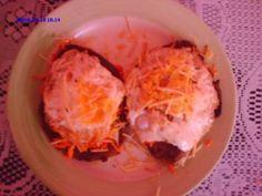 Siga passo a passo nossa receita de Carne moída com batatas ao forno Explicamos de forma simples e rápida como fazer esse delicioso prato Carne moída com b