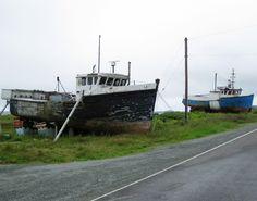 Marie Joseph - the lonesome beauty of Nova Scotia's Eastern Shore