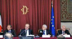 Casini, Bertinotti e Fini ricordano Donato Lamorte parlando di militanza politica e crisi dei partiti