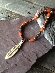 Hippie Love Beads  Hippie Bohemian Jewelry by TheHippieBohemian, $25.00