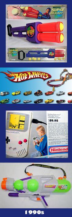 1990s Toys