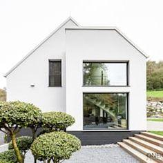 ORT DER RUHE: moderne Häuser von ONE!CONTACT - Planungsbüro GmbH