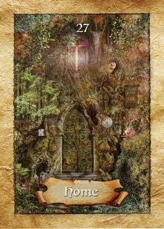 Home - THE ENCHANTED MAP ORACLE - by Colette Baron-Reid & Jena DellaGrottaglia