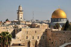 The Holy Land, Jerusalem in Photos #Israel #travel #religion