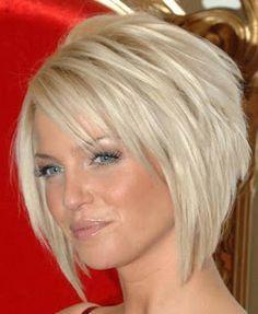 sarah harding hair bob - Google Search