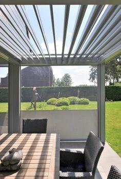 Terrassenüberdachung Zangenberg Cubus Terrassendach | Schirmherrschaft GmbH  · PatronageGarten