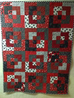 7.14 Bento blocks, 2014 Quilt Blocks, Quilt Patterns, Quilting, Holiday Decor, Crafts, Scrappy Quilts, Manualidades, Quilt Pattern, Patchwork