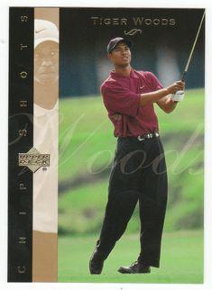 Tiger Woods # 91 - 2003 Upper Deck Golf