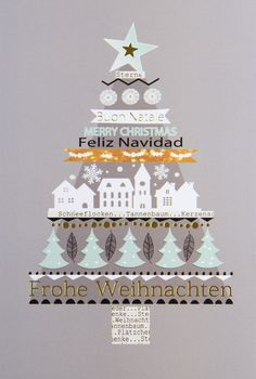 Merry Christmas, Tower, Worth It, Snow Flakes, Xmas Cards, Sterne, Weihnachten, Merry Little Christmas, Happy Merry Christmas