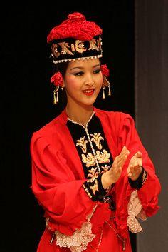 Kalmyk Folk Costume