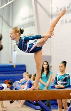 We strive to help improve each student's life and character through the challenges and successes they find in themselves and in our competitive gymnastics program. With this in mind, safety is obviously the primary concern and is reflected in our facility, equipment, lesson plans and staffing.   www.ChampionsWestlake.com/programs/competitive-gymnastics-team
