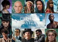 Cloud Atlas - Everything is Connected Cloud Atlas Movie, Cloud Atlas 2012, Great Films, Great Stories, Lana Wachowski, Michael Chiklis, Picture Cloud, Barrett, Literary Characters
