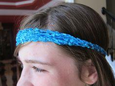 Adjustable Ladder Ribbon Crochet by TrellisbyGinny on Etsy, $8.00