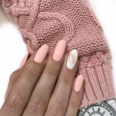 Long Nails Design Ideas You Should Try Today – lange nagels Long Nail Art, Cute Nail Art, Long Nail Designs, Nail Art Designs, Nails Design, Nude Nails, Pink Nails, Hair And Nails, My Nails