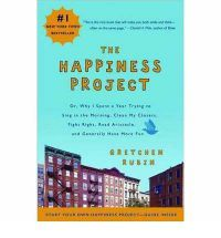 Gretchen Rubin had an epiphany. One rainy afternoon on a city bus, she realised that she wasn\'t as happy as she could be. In danger of wasting her days, she realized her life wasn\'t going to change unless she did something about it. On January 1, she embarked on her Happiness Project. This title presents her story.