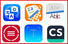6 Great iPad Apps to Grab Text From Pictures and Turn It to Digital Characters ~ Educational Technology and Mobile Learning