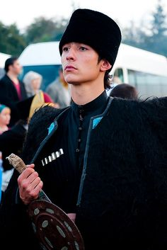 Circassian (Adyghe)  the attention of fashion
