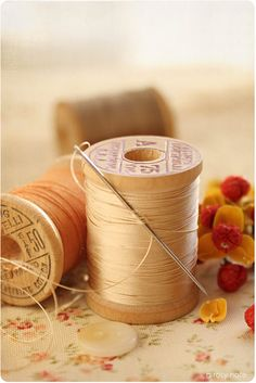 I could collect thread pictures. I love them all!