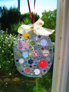 Paper Easter Egg #easter #craft