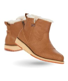 Look at this #zulilyfind! EMU Australia Chestnut Beach Mini Suede Boot - Women by EMU Australia #zulilyfinds