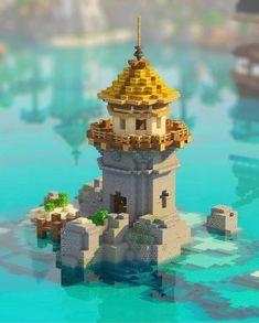 Minecraft Cottage, Minecraft Castle, Minecraft Medieval, Cute Minecraft Houses, Minecraft Plans, Minecraft Survival, Amazing Minecraft, Minecraft Blueprints, Minecraft Crafts