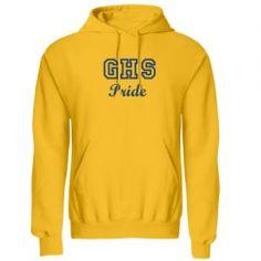 Goodrich High School - Goodrich, MI | Hoodies & Sweatshirts Start at $29.97
