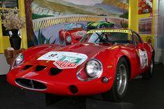 Ferrari 250 GTO @Lisa Morrison/collezione by Turismo Emilia Romagna, via Flickr