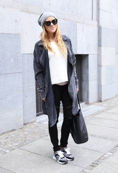 Casual Day: Deezee Sneakers & Only Clothing