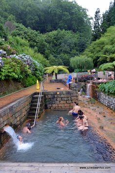 Steamy Furnas: Fun in the Azores Whatever the Weather - Julie Dawn Fox in Portugal