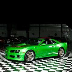 Pontiac 2014 - 2015 Firebird Trans Am - LGMSports.com
