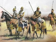early cataphracts
