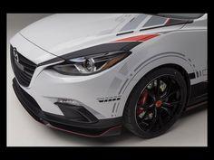2013 Mazda Club Sport 3 Concept