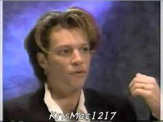 Bon Jovi- Past, Present & Future 1992 Bon Jovi 80s, Jon Bon Jovi, Bon Jovi Videos, Keep The Faith, Past, Actors, Future, People, Image