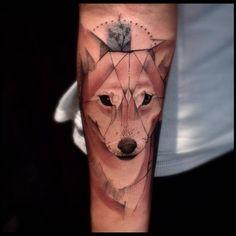 shiba inu tattoo | Tumblr