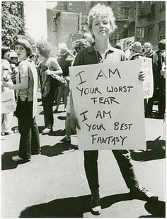 I am your worst fear.