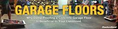 Why You Need To Seal Your Concrete Garage Floor Today