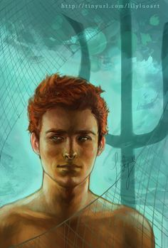 It's my Finnick! :D This is almost exactly how I pictured Finnick, except maybe less skinny (i.e., broader shoulders).