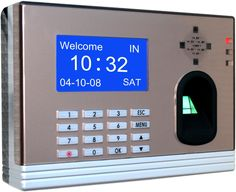 ZKS-T21 Biometric time record ......... For more go http://www.delaneybiometrics.com/ #biometrics #biometric #fingerprint #scanner #fingerprint #reader #iris #face #recognition #vein #sdk #finger #print #palm #secure #vein #id #sdk #access #control #clock #time #attendance #neurotechnology #futronics #secugen #m2sys #zktech #anviz