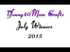 July 2015 Pattern Winners