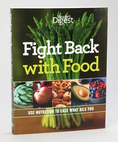 Take a look at this Fight Back With Food Paperback by Penguin Group (USA) on #zulily today!