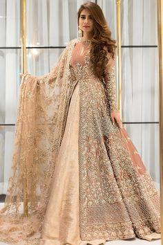 Deep red wedding dress in 2020 Asian Bridal Dresses, Pakistani Wedding Outfits, Indian Bridal Outfits, Pakistani Bridal Dresses, Indian Bridal Lehenga, Pakistani Wedding Dresses, Red Wedding Lehenga, Asian Bridal Wear, Bridal Anarkali Suits