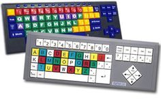 Alternative Keyboards | Keyboards | Computer Aids | e-Special Needs