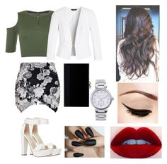 """Glamour-ish"" by mischievoustyle on Polyvore"