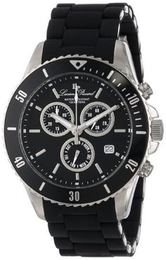 Women's Wrist Watches - Lucien Piccard Womens LP9360911 Mocassino Analog Display Swiss Quartz Black Watch * To view further for this item, visit the image link. (This is an Amazon affiliate link)