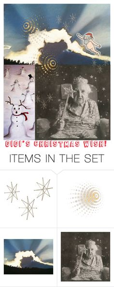"""""""Automagically!"""" by stonesongspirit ❤ liked on Polyvore featuring art, Christmas, wish, humor and artflashmob8"""