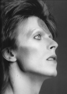 David Bowie, 1973. Photo by © Masayoshi Sukita.