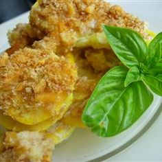 Yellow Squash Casserole Allrecipes.com