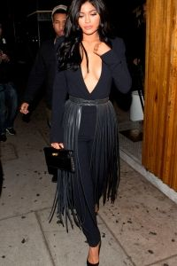 O estilo da… Kylie Jenner